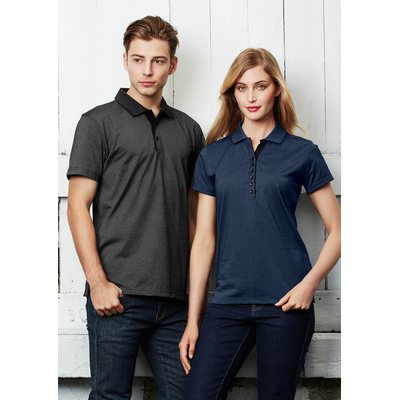 Picture of Ladies Shadow Polo Shirt
