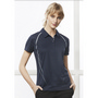 Ladies Cyber Polo Shirt