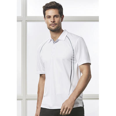 Picture of Mens Cyber Polo Shirt