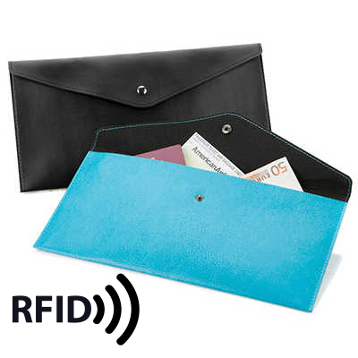Picture of Deluxe Envelope Document Wallet with RFI