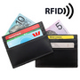 Credit Card Wallet with RFID Protection