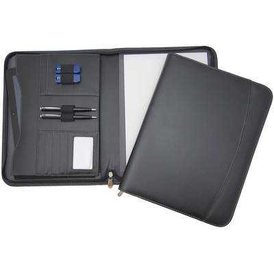 Picture of Deluxe Zip Compendium with Computer Pock