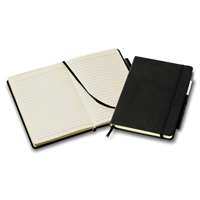 Picture of Deluxe A5 Journal with Pen Loop