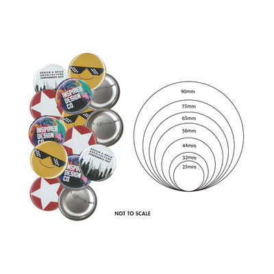 Picture of 32mm Button Badge