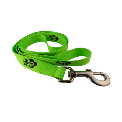 Picture of Dog Lead Polyester Screen Printed
