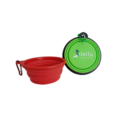 Picture of Silicone Foldable Pet Bowls