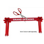 Grand Opening Ribbon Kit - Red