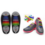 Silicone Shoe Tie Laces Adult
