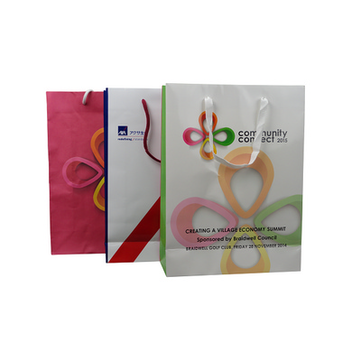 Picture of A4 Portrait Full Colour Paper Bag
