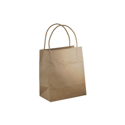 Picture of Toddler Standard Brown Kraft Paper Bag