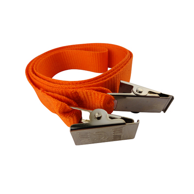 Picture of Gemini 15mm Plain Polyester Lanyard with