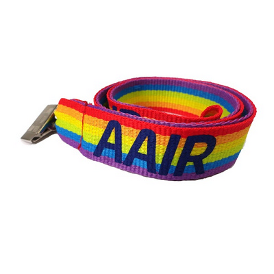 Picture of Rainbow Lanyard