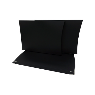 Picture of X Large Matt Black Pillow Box with GussetPillow Box, Gift Boxes, Event Fundraisin