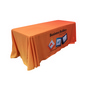 Sublimated Custom Print Table Cloth Loos