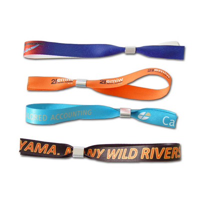 Picture of Fabric Wristbands Sublimated Indent