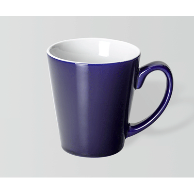 Picture of Latte Cobalt Blue/White