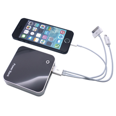 Picture of Charge Me Tight - 6600 mAh Power Bank