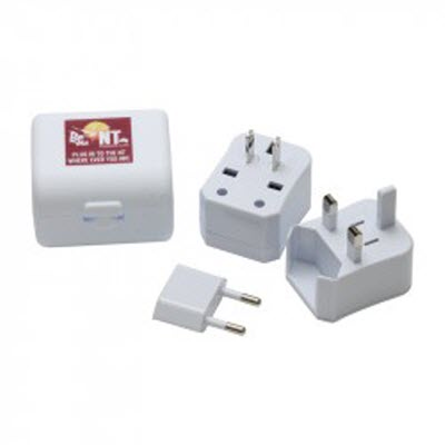Picture of Mr Universe III Travel Adaptor (Stock)