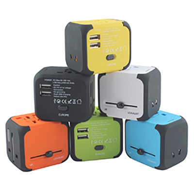 Picture of Mondo USB Travel Adaptor
