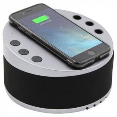 Picture of Lynq Desktop Hub with Wireless Charger
