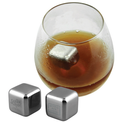 Picture of Stainless Steel Ice Cube