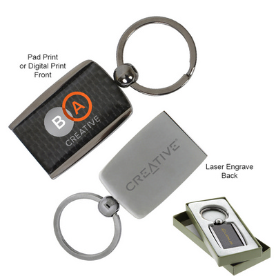 Picture of The Carbon Fibre Keychain