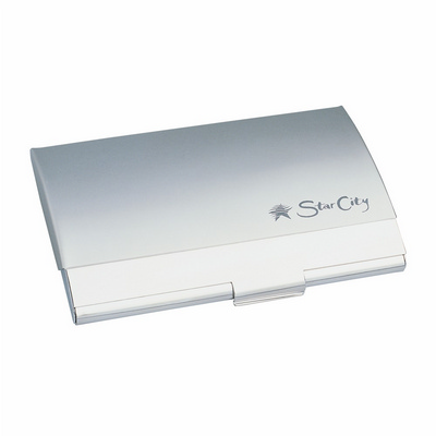 Picture of Deluxe Pocket Business Card holder