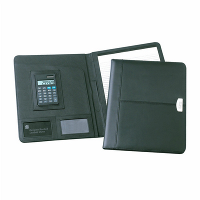 Picture of Essex A4 Leather Conference Folder