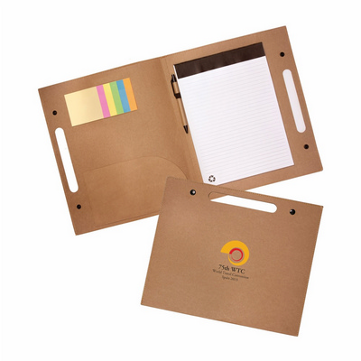 Picture of Enviro Folder with Pen