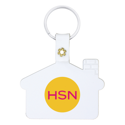 Picture of House Keychain