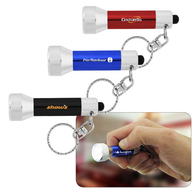 Picture of 7 LED Key Chain Flashlight