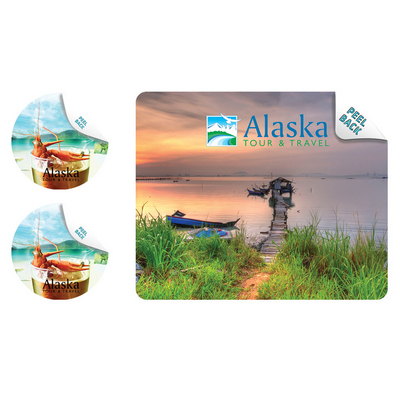 Picture of Ezi Gripz Mouse Mat & Coaster Set