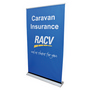 The Deluxe 1200mm Roll Up Banner