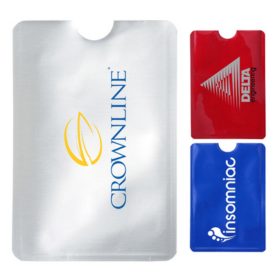 Picture of RFID Credit Card Protector Sleeve