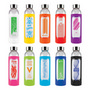 Capri Glass Bottle with Silicone Sleeve