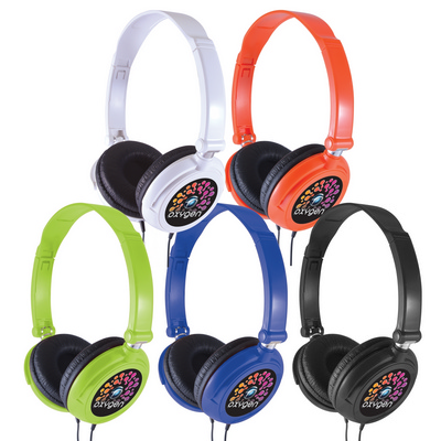 Picture of Thrust Wired Headphones