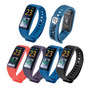 Powerfit 2.0 Fitness Band with Blood Pre