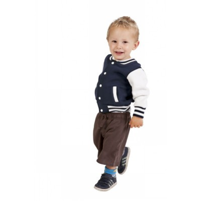 Picture of Babies Varsity Jacket