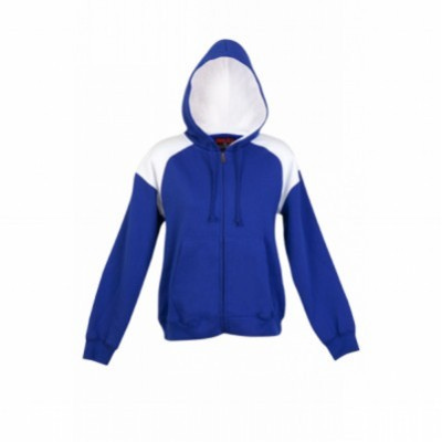 Picture of Ladies juniors Should Contrast Panel Zip