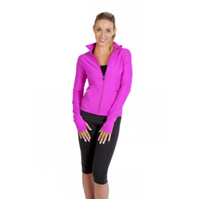 Picture of Ava Nylon Spandex Jacket