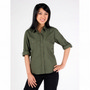 Ladies Military Long Sleeve Shirts