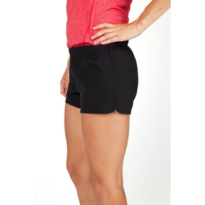 Picture of 4 Way Stretch Fabic Ladies Shorts