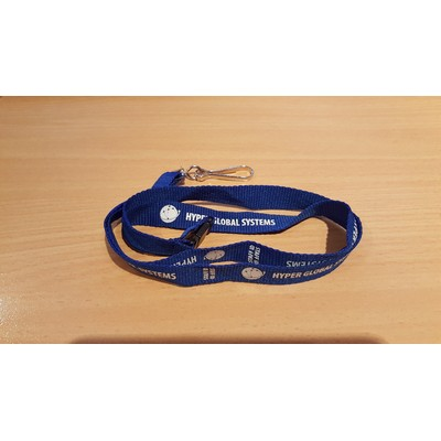 Picture of Lanyard with 1 Colour Print