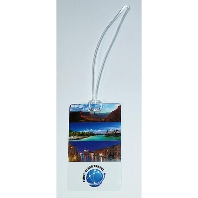 Picture of Single Luggage Tag