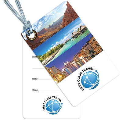 Picture of Double Luggage Tag