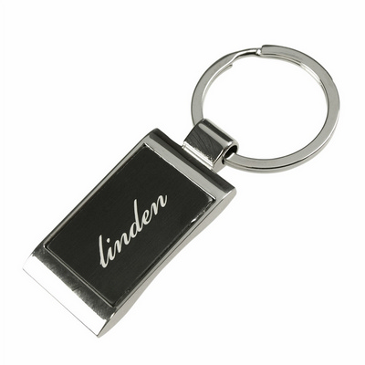 Picture of Le Mans Rectangular Keyring