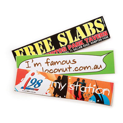Picture of Gloss Paper Sticker (75 x 75 mm)