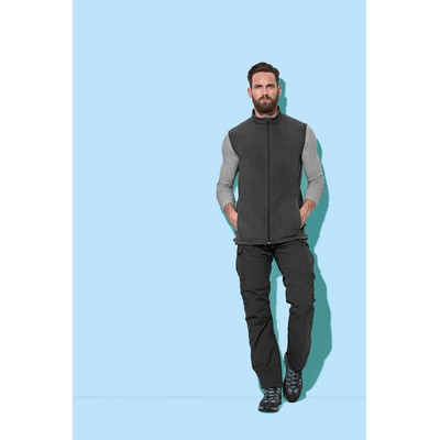Picture of Men's Active Fleece Vest
