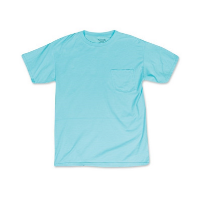 Picture of GARMENT DYED WITH POCKET T-SHIRT