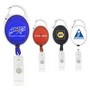 Retractable Badge Holder with Carabiner